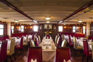 Corporate Dining & Events - MV Cill Airne