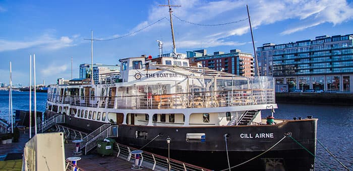 MV Cill Airne Boat Restaurant and Bar