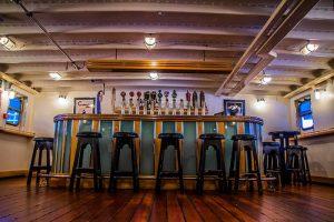 White Bar - MV Cill Airne Boat Bar
